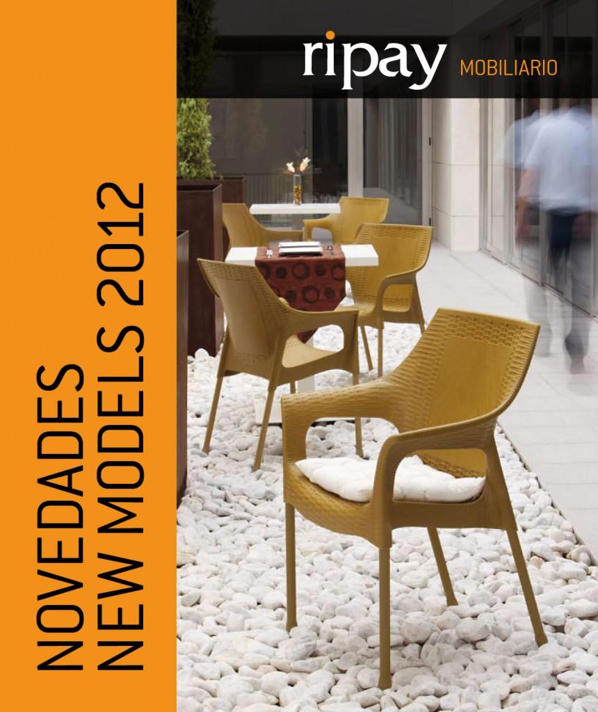 Nuevos modelos mobiliario para hostelería - Ripay